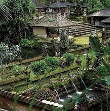 holy hot spring